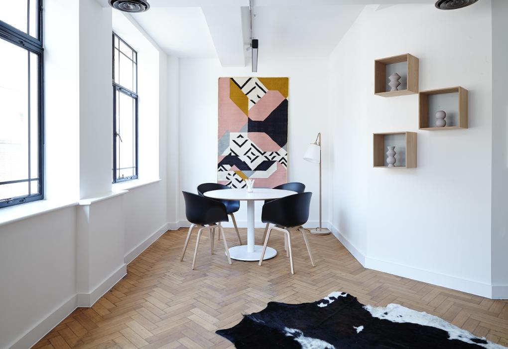 Vyrobte si dekoratívnu poličku za 1 euro