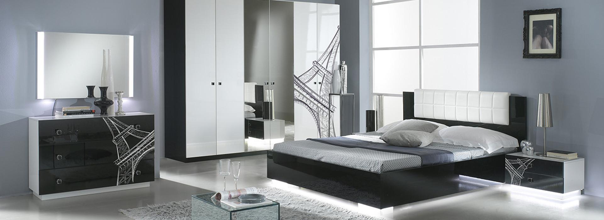 Kúsok Talianska v spálni