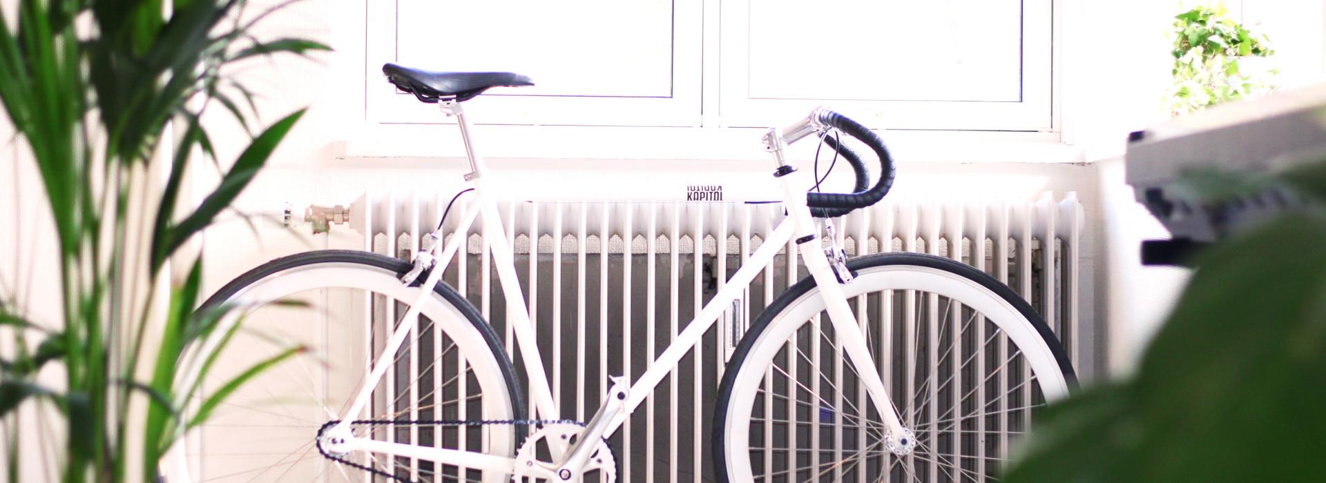 Bicykel v byte? Jasné!